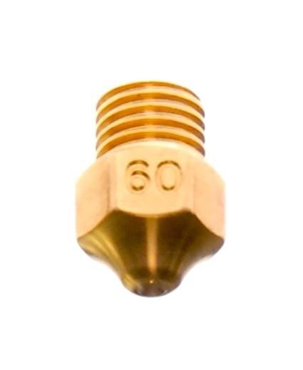 HardCore Everlast .60mm nozzle for UM3