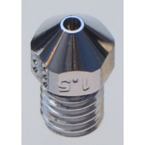 1.5mm matchless RACE nozzle for 3mm filament